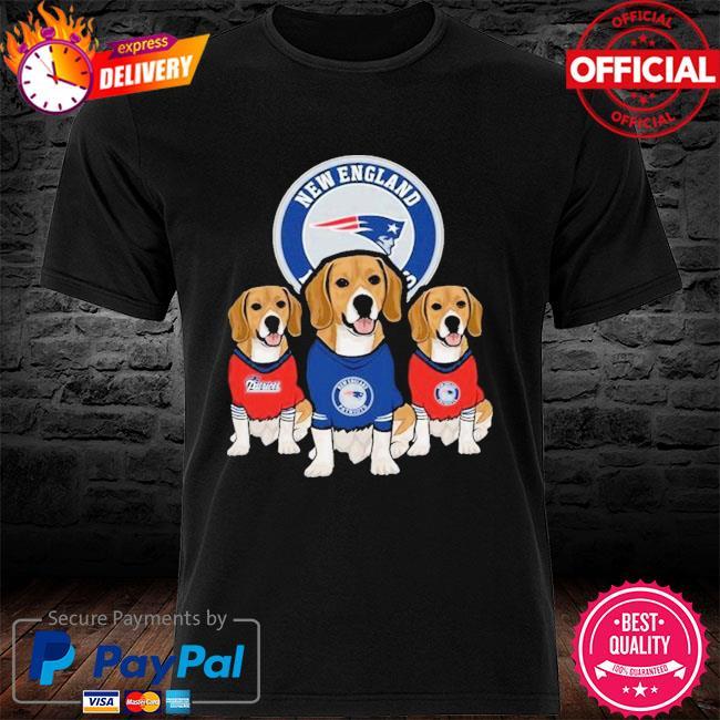 Dachshunds New England Patriots Beagles Fan Shirt