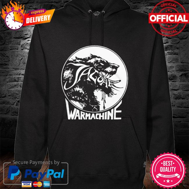 Jaguar war machine hoodie