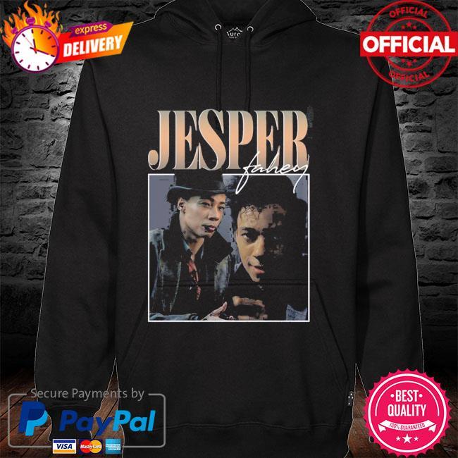Jesper Fahey hoodie