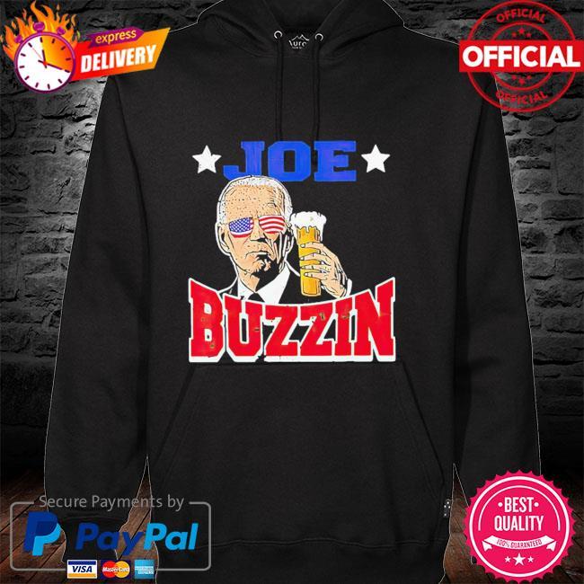 Joe Biden drinking Beer hoodie