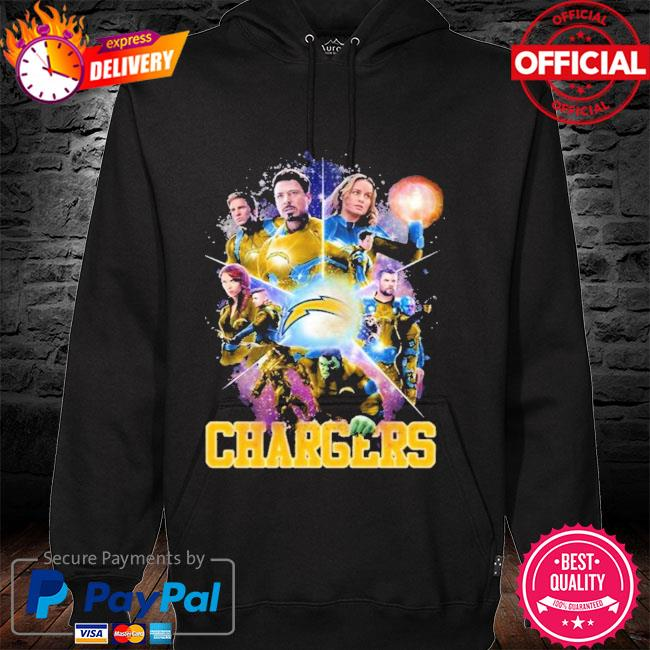 Los Angeles Chargers Avengers Endgame Los Angeles Chargers Shirt hoodie