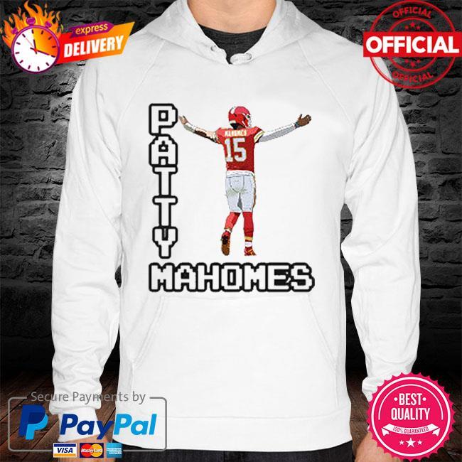Patrick Mahomes Kansas City Chiefs hoodie